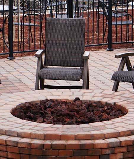 ProScape Landscaping Outdoor Fire Pits