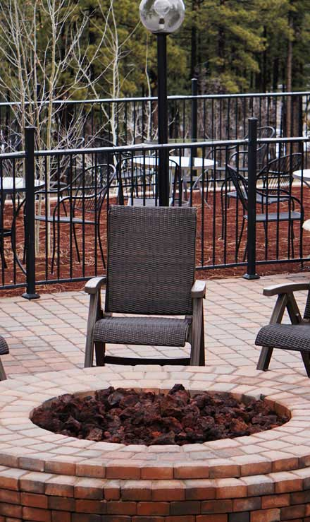 ProScape Outdoor Fire Pits