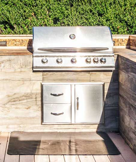 ProScape Landscaping Outdoor Kitchen Services