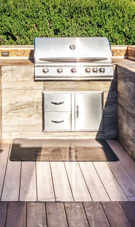 ProScape Landscaping Outdoor Kitchen