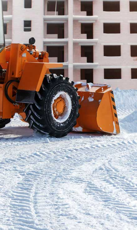 ProScape Landscaping Commercial Snow Removal