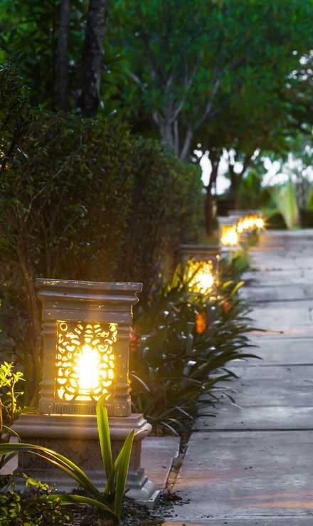 ProScape Landscaping Residential Landscape Lighting