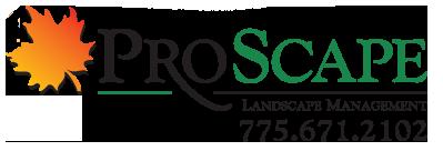 ProScape Landscaping Logo